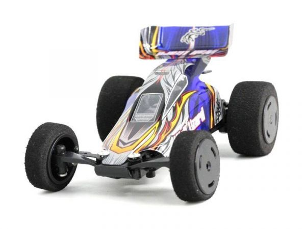 RC Mini Buggy Impetus 1:32 Blau