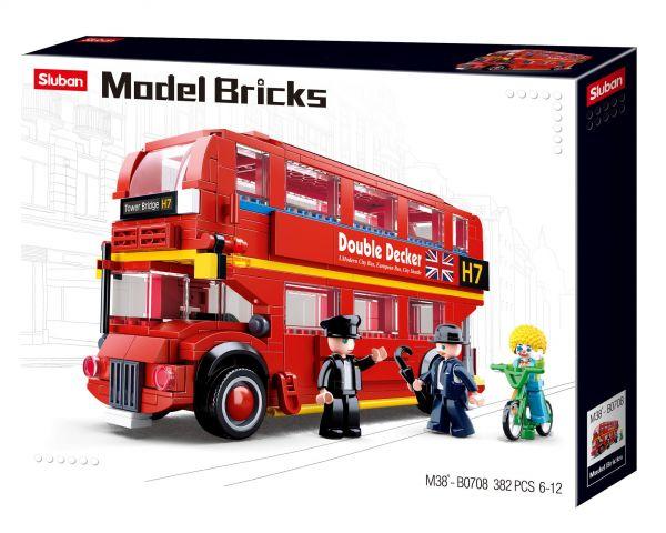 London Doppeldecker-Bus