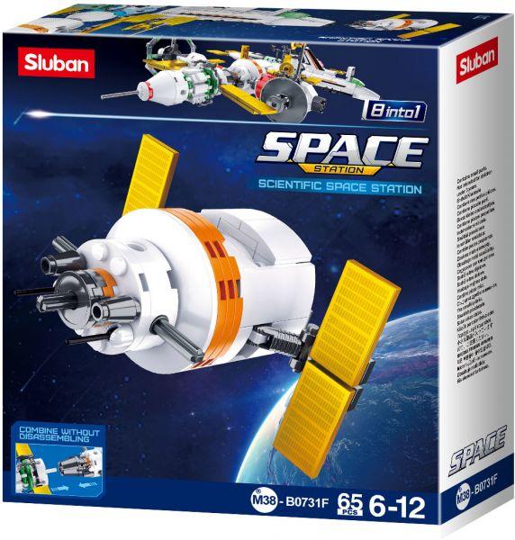 Satellit Scientific Space Station