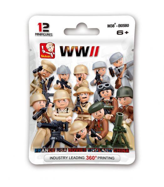 WWII Soldaten - Beutel