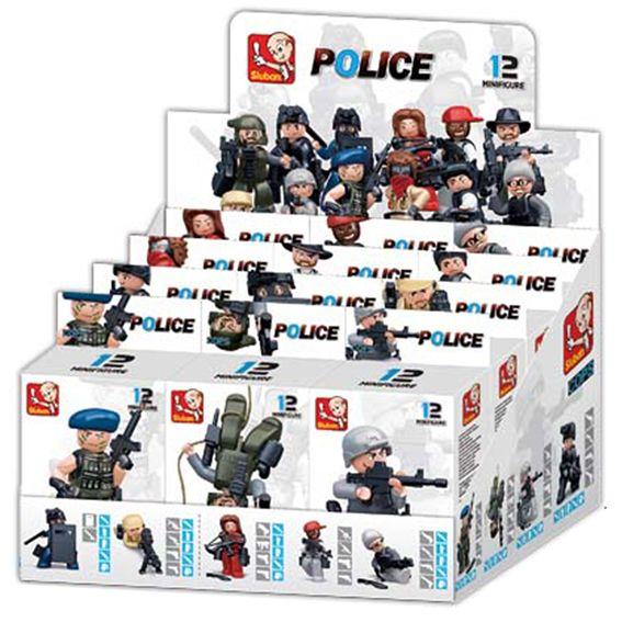 Polizisten und Räuber - Box
