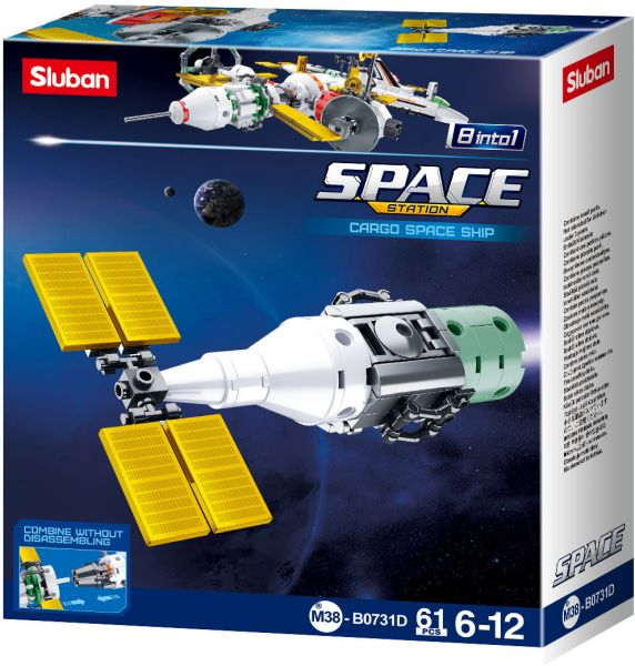 Satellit Cargo Spaceship