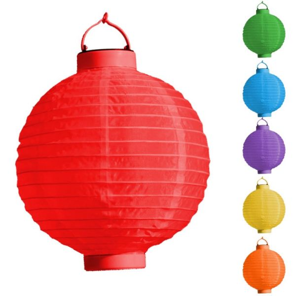 LED Lampion - ca. 20 cm