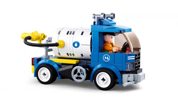 Abwasserwagen