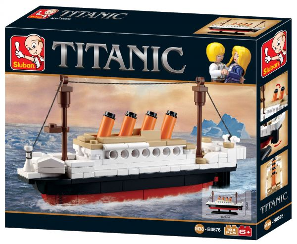 Titanic klein