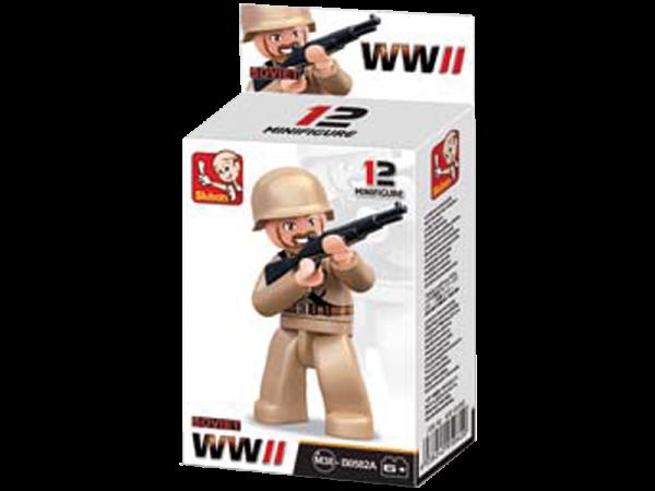 WWII Soldaten - Box