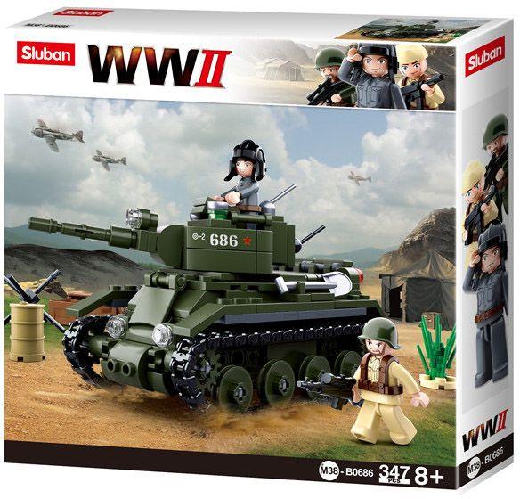 Alliierter Kavallerie Panzer