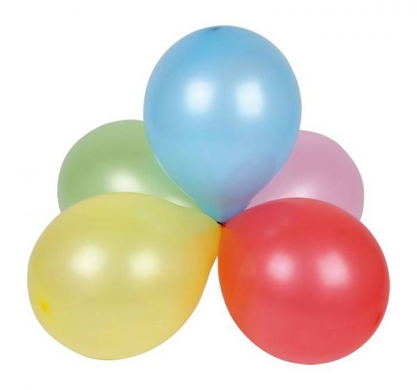 Party Rundballons 100er Set