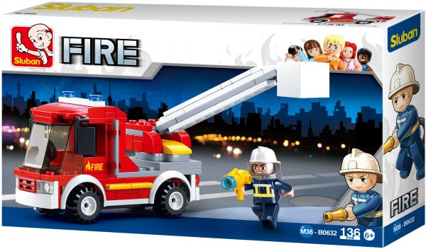 Kleiner Feuerwehrtruck