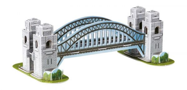 3D Puzzle - Sydney Harbour Bridge