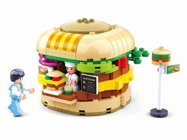 Burgerbude