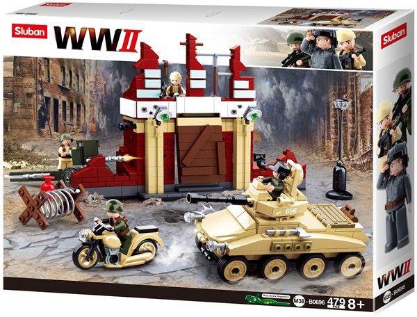 Kampf um Stalingrad