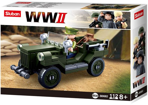 Alliertes Fahrzeug