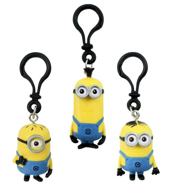 Minion mit Bag-Clip