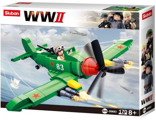 Alliiertes Kampfflugzeug